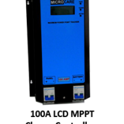 100A LCD Microcare