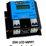 20A LCD Microcare