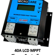 40A LCD Microcare