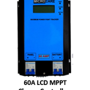 60A LCD Microcare